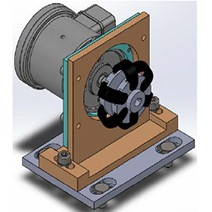 ADJUSTABLE ENCODER BASE